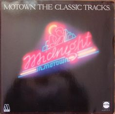 Motown The Classic Tracks   Midnight In Motown  2 x Winyle  STAR 2222   Funk / Soul   Winyle
