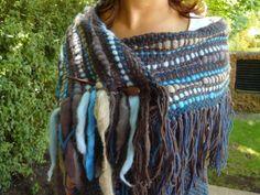 foike hand woven shawl