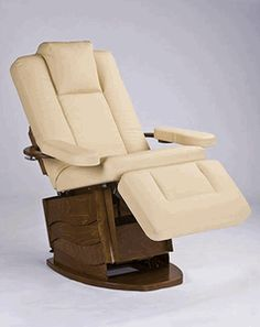 Perfect Lounger  - Giftedtouch.com SHIPS this for FREE  Fully electric seat-- goes from Flat table to full upright chair. Amazingly luxurious, plush, and Comfortable!  Tilts as well.  Fixed height. Custom Made to Order in the United States