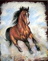Risultati immagini per cavalli arte immagini
