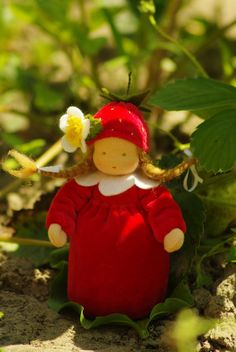 Erdbeer - Blumenkind - TaleWorld