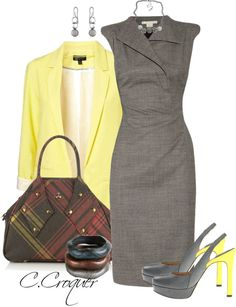 """Lunch with V.W. 2"" by ccroquer on Polyvore"