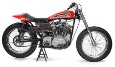 1972 Harley Davidson XR750