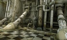 Industrial by Stefan-Morrell   3D   CGSociety