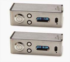 Vapor Joes - Daily Vaping Deals: THE ZERO STYLE VARIABLE WATTAGE CHDNA BOX MOD - $6...