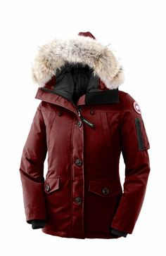 Canada Goose Montebello Parka - Niagara Grape