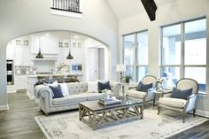 Hey friends, Here is a home tour with all my sources and paint colors as well as links to many of the products I have in my home! Hope you enjoy! House Exterior I have always loved the look of whit… Cozy Living Rooms, Formal Living Rooms, Home Living Room, Living Room Furniture, Living Room Decor, Interior Design Living Room, Living Room Designs, Barn Living, Living Room Remodel