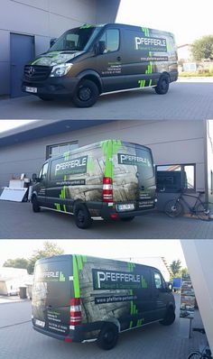 Did you know you can also get your Sprinter wrapped?? Check it out at Mercedes of Buckhead