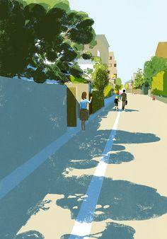 Illustrations by Tatsuro Kiuchi