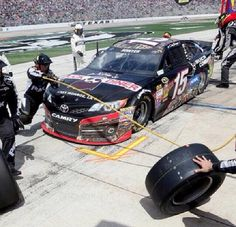 NASCAR Stewart Haas Racing Clint Bowyer Mens Vintage Sheer S//S TVintage Sheer S//S T