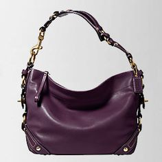 fcabe874247 I never thought about having a purple purse. Now it s all I can think about  · Coach Bags OutletCoach Outlet StoreDiscount ...