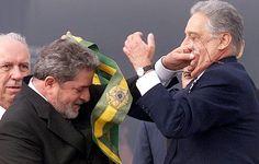 Quadro comparativo do Brasil de 2002 com o de 2013, em todas as áreas. Informe-se para votar consciente