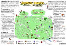 Allmenda-Kontor (Berlin)  Garden Map