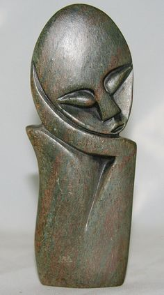 African Shona Abstract Sculpture - culturesinternational  - 1