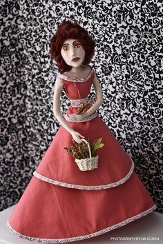 Forlorn Dolls- Jane Ivy by Samantha Meyers of forlorndolls on Etsy