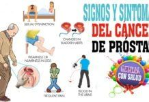Foto síntomas del cáncer de próstata