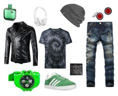 """""""Brandon Alo Makia"""" by sol-sarmiento on Polyvore featuring Valentino, adidas, Everlast, Beats by Dr. Dre, Outdoor Research, Jan Leslie, Alexander McQueen, look, fashionset y Lujo"""