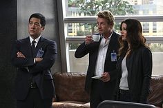'The Mentalist' Explores New Network Homes In Case CBS Does Not Renew Series