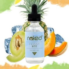 Review: Frost Bite by Naked 100 E Liquid
