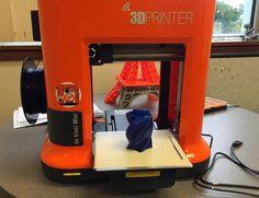 XYZprinting is da Vinci Junior the world's most affordable 3D printer.