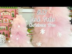 Please LIKE to support my channel :) ♥ Hi dolls! Here's a super fun and easy DIY Christmas Decor that you can do for your room/office, etc. I hope you all en...