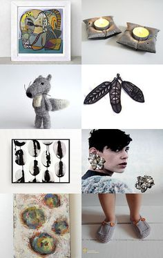 gifts for grey days by Sonja Zeltner-Mueller on Etsy--Pinned with TreasuryPin.com