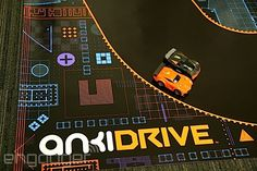 Anki Drive levels up with new robotic cars, tracks and a race mode