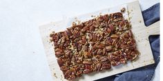 Ingredients Cookie Base 150 g unsalted butter. 1 tablespoon rice malt syrup. 3/4 cups buckwheat flour. 3/4 cups gluten-free plain flour. 1/2 cup desiccated coconut. 1 pinch sea salt. Pecan Pie topping 1/3 cup rice…