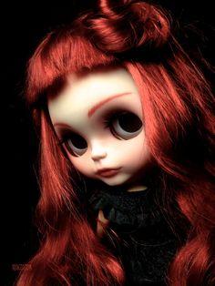 OOAK Custom Art Blythe Doll Mylena par Iriscustom par aline8