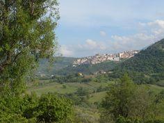 Roccadaspide (SA) - Panoramica da Massano