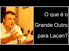 O que é o Grande Outro para Lacan? | Christian Dunker Grande, Youtube, Christian, Psychiatry, Other, Social Networks, Psicologia, Youtubers, Christians