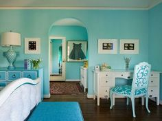 Love The Ikea Makeover On The Left Dresser Using Ou0027verlays. 55 Cool  Turquoise