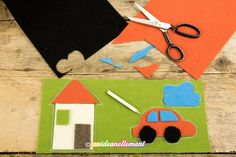 libro per bambini in feltro, libro sensoriale per bambini, libro sensoriale feltro, Baby Corner, Felt Books, Patch Quilt, Montessori, Maya, Projects To Try, Patches, Snoopy, Quilts