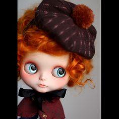 Blythe love her hair!