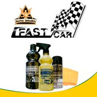 Kit  FastCar - Limpeza Automotiva a seco