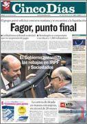 kiosko warez - Cinco Dias - 07 Noviembre 2013 - PDF - IPAD - ESPAÑOL - HQ