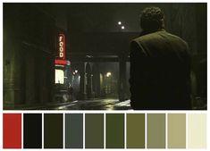 Dark City (1998) •Director: Alex Proyas •Cinematography: Dariusz Wolski •Production Design: Patrick Tatopoulos, George Liddle •Costume Design: Liz Keogh •Color Grader: Arthur Cambridge