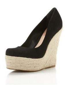 #perfect summer wedge!