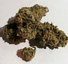 Berry White Strain Review