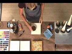 Video Download: Encaustic Techniques with Patricia Baldwin Seggebruch | NorthLightShop.com