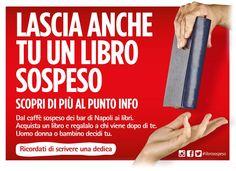 Arriva a Milano la catena del libro sospeso