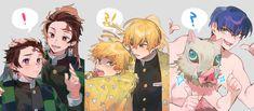 Imagenes de Kimetsu No Yaiba (Todo tipo) - Otaku Anime, Manga Anime, Anime Demon, Anime Guys, Anime Art, Demon Slayer, Slayer Anime, Shingeki No Bahamut, Mundo Comic