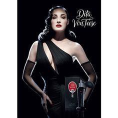 Dita's perfume!
