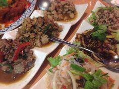 Thai dinner in Kawasaki