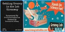 """""""Getting Groovy in the Lab"""" Giveaway (US, ARV $26, Ends 8/7)"""