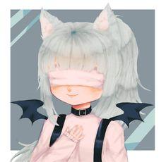 Cute Anime Chibi, Cute Anime Pics, Anime Girl Cute, Anime Neko, Kawaii Anime, Anime Art, Anime Girl Drawings, Cute Kawaii Drawings, Cute Anime Character