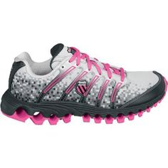 ebd886993e005 A lightweight running shoe. Durability is achieved with a full length Aosta  Pink Running Shoes