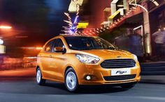 El Ford Figo comienza preventa | Automovil Panamericano