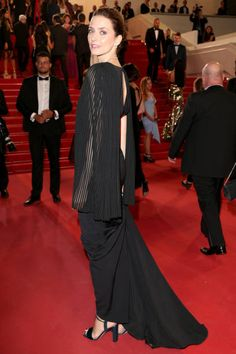 Eva Padberg attends the 'In The Fade ' screening during the annual Cannes Film Festival at Palais des Festivals on May 26 2017 in Cannes France Palais Des Festivals, Cannes France, Celeb Style, Celebs, Celebrities, Cannes Film Festival, Red Carpet, Glamour, Woman