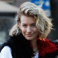 Halflange kapsels en haartrends - Haartrends herfst winter 2015 2016 - Trendystyle, de trendy vrouwensite